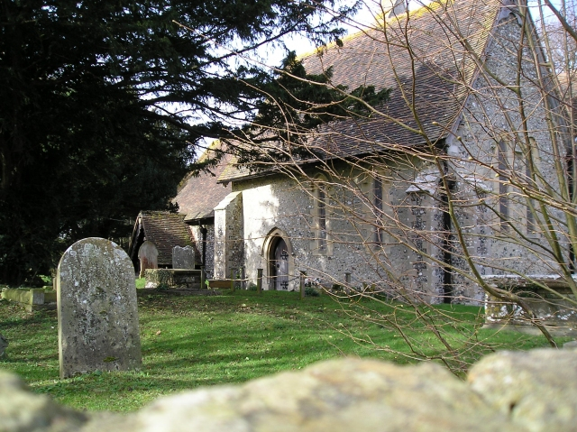 The Church viewed from the southeast